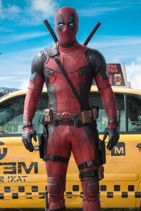 240x400 Deadpool Ryan Renolds