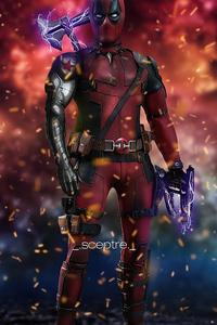 480x854 Deadpool Stormbreaker
