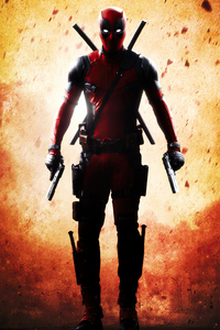 1280x2120 Deadpool Superhero 4k