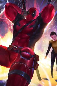 Deadpool Team