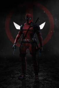 Deadpool With Two Guns 4k