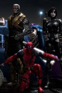 Deadpool X Force