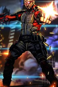 Deadshot 4kart