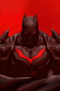 720x1280 Death Knight Batman 5k