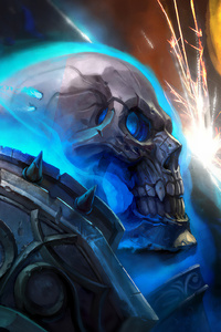 720x1280 Death Knight Vs Jin Death Knight