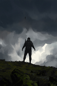 Death Stranding Game Fan Art