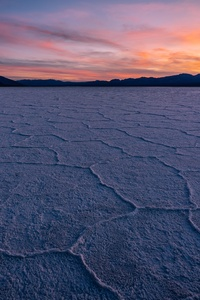 320x568 Death Valley Sunset 8k