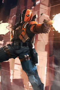 Deathstroke 2020 Artwork