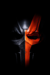 1242x2688 Deathstroke 2020 Mask