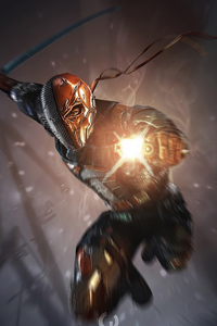 Deathstroke Artworks