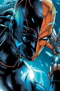 Deathstroke Dc Comics Artwork