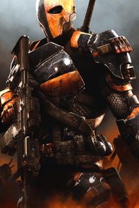 Deathstroke Digital Artwork