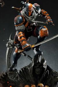 Deathstroke Hero 4k
