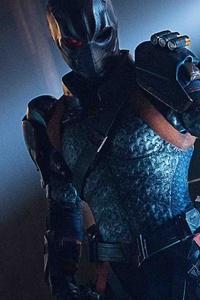 Deathstroke In Titans Season 2 4k