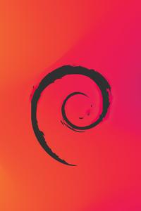 2160x3840 Debian Linux 4k