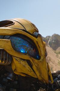 1080x2280 Decepticon In Bumblebee Movie