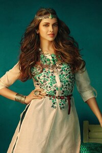 Deepika Padukone Anarkali