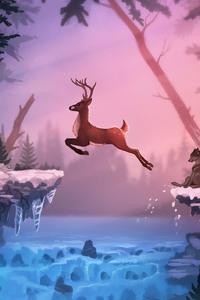Deer Artwork