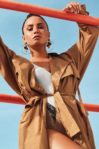 Demi Lovato Instyle Magazine April 2018