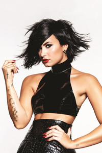 Demi Lovato Visto Livre 2017