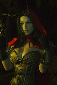 640x1136 Demon Hunter