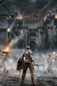 720x1280 Demons Souls Remake 2020