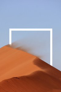 Desert Abstract