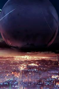 800x1280 Destiny 2 Beyond Light 2021 4k