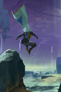 Destiny 2 Concept Art 5k