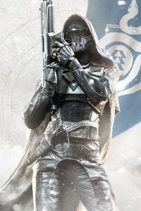 Destiny 2 Hunter 4k 2017