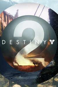 Destiny 2 Logo 8k