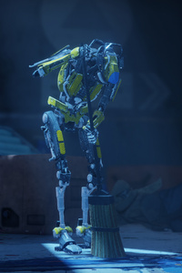Destiny 2 Robots Slave 4k