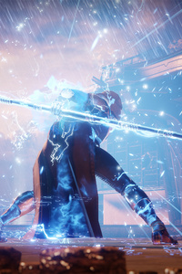 480x800 Destiny 2 The Arcstrider Hunter