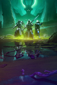 1125x2436 Destiny 2 The Witch Queen 2021 4k