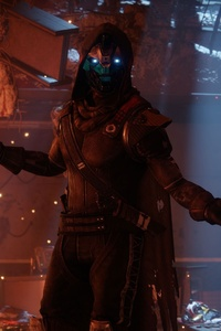 Destiny 2 Warrior