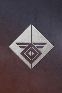 1440x2960 Destiny Game Logo 4k
