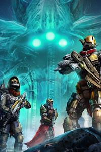 Destiny The Dark Below Armor 8k