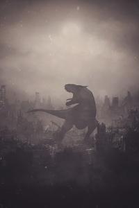 Destruction Dinosaur