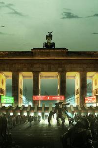 Deus Ex Mankind Divided 5k Artwork