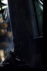 640x960 Deus Ex Mankind Divided Game
