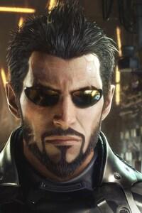 640x960 Deus EX Mankind Hero