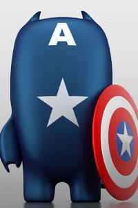 Devil Captain America