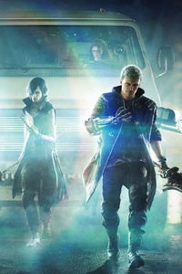 320x568 Devil May Cry 5 2020 4k