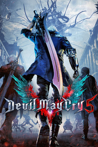 480x800 Devil May Cry 5 4k