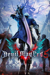 Devil May Cry 5 8k