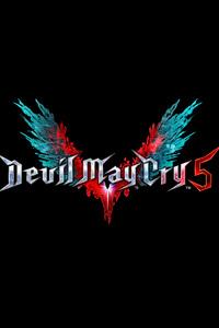 Devil May Cry 5 Logo 5k