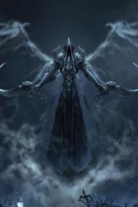 480x800 Diablo 3 Reaper Of Souls 4k