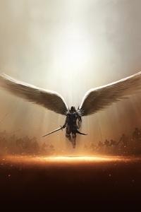 Diablo 3 Tyrael Archangel Of Justice