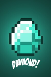 Diamond Minecraft