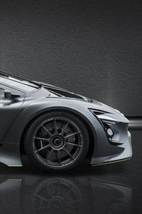480x800 Dianche Bertone BSS GT One 2018 4k